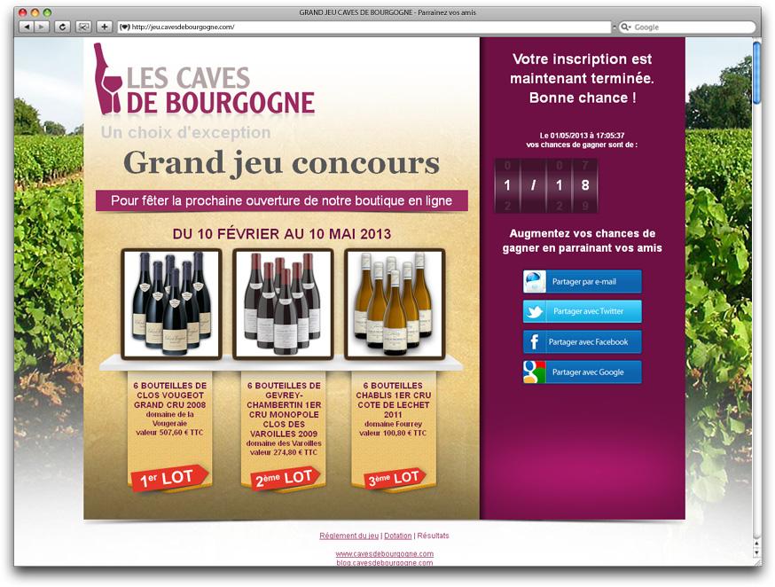 Caves de Bourgogne