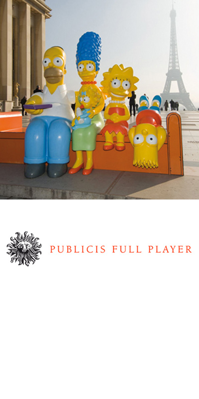 Publicis Full Player